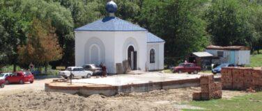 Строим новый храм